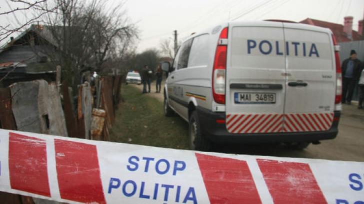 Nou caz de ultraj: poliţist din Braşov, atacat cu toporul!