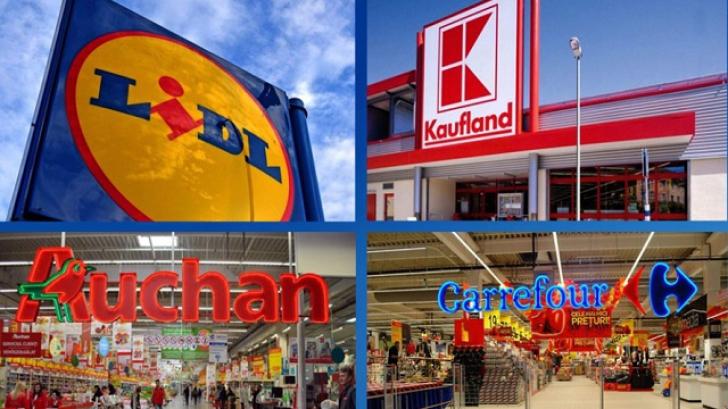 Kaufland, Lidl, Carrefour şi Auchan, anunţ important pentru toţi clienţii, înainte de Sărbători