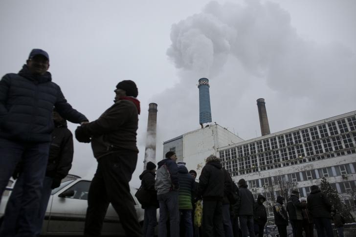 Protest la CET-urile din București. Rămâne Capitala fără apă caldă și căldură?