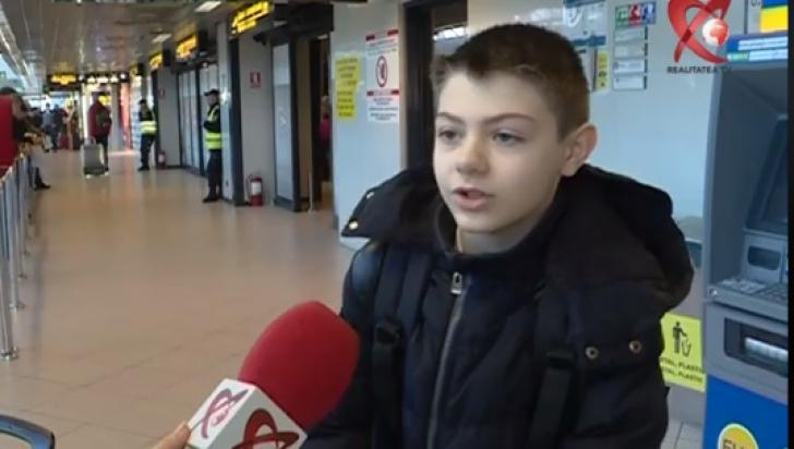 România, prin ochii unui puști inteligent, de 11 ani, stabilit în străinătate