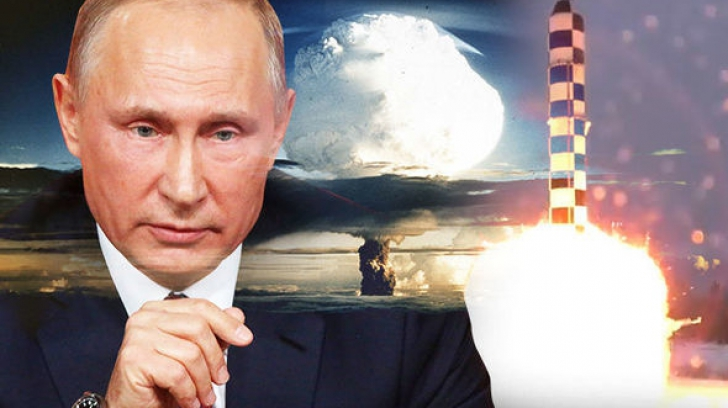 """De Crăciun, Putin a testat o armă-monstru: """"Rusia va avea un nou sistem de rachete hipersonice"""""""