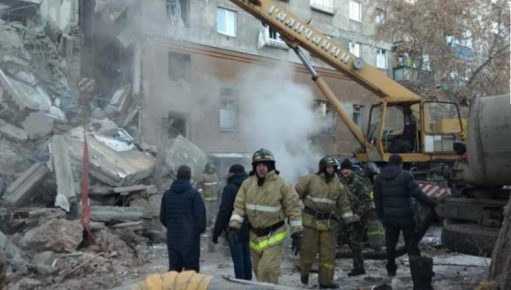 EXPLOZIE în Rusia: cel puţin trei persoane au murit şi 79 sunt date dispărute