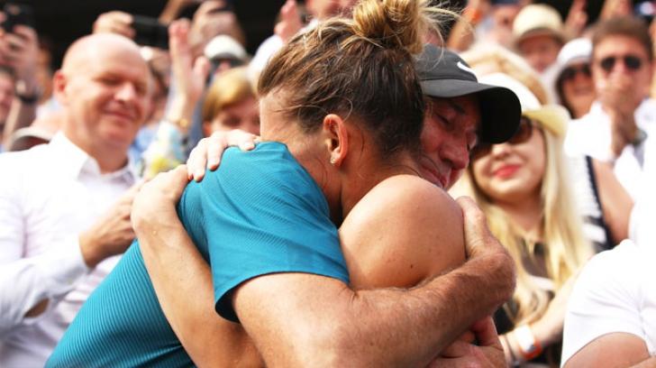 Simona Halep: Darren Cahill a dezvăluit cum a reacţionat nr.1 WTA când i-a spus că renunţă