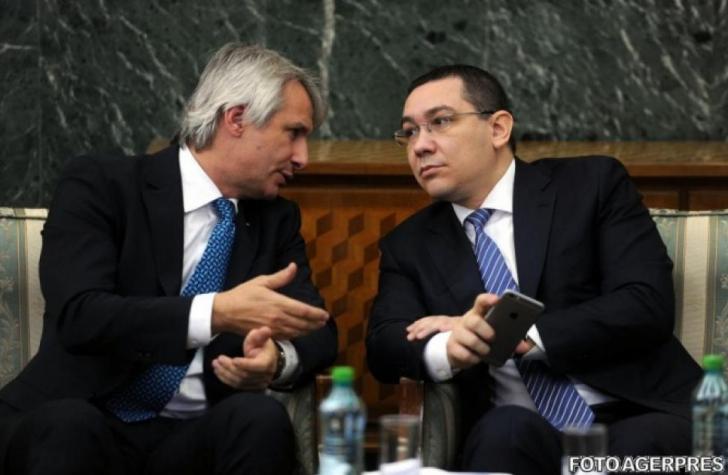 Ponta: Dăncilă şi Teodorovici au minţit în buget şi se asigură cu nu vor fi traşi la răspundere