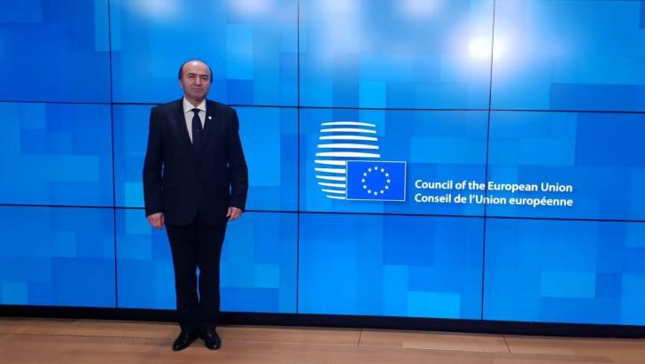 Toader: Ministerul Justiţiei a preluat preşedinţia Consiliului JAI. Priorităţile anunţate