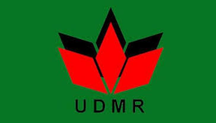 UDMR primar 100%