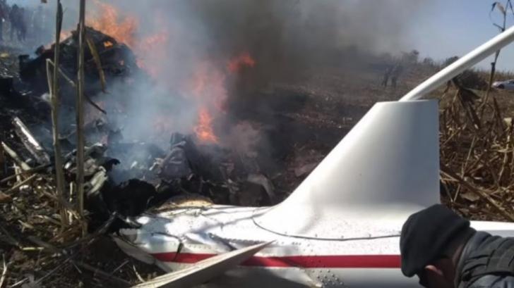 Tragedie de Crăciun. O aeronavă cu lideri politici s-a prăbușit. Toţi pasagerii au murit