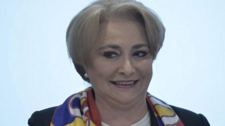 """Dăncilă, dezvăluiri din vizitele externe:""""victima"""" unei glume făcute de Papa Francisc"""