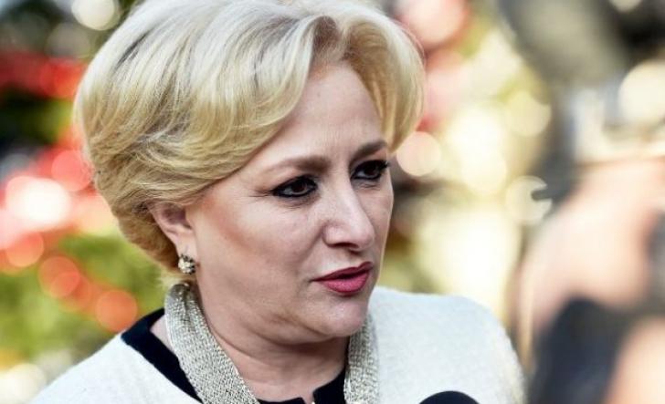 Dăncilă, ieșire nervoasă în Parlament: Oameni slabi m-au jignit. Mereu îndemnați la ură