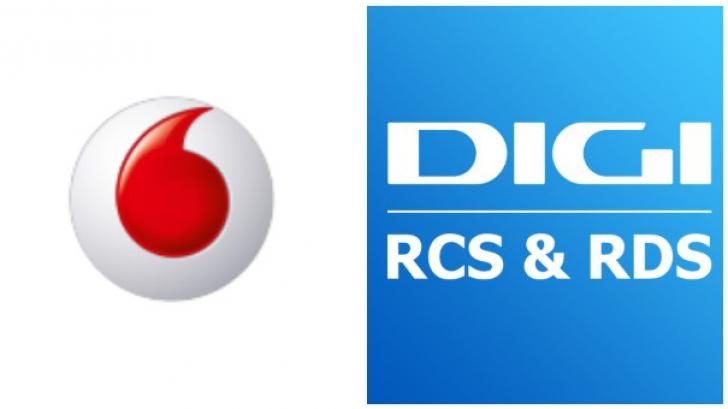 RCS-RDS DIGI, Vodafone şi Orange, atacate de Guvernul Romaniei