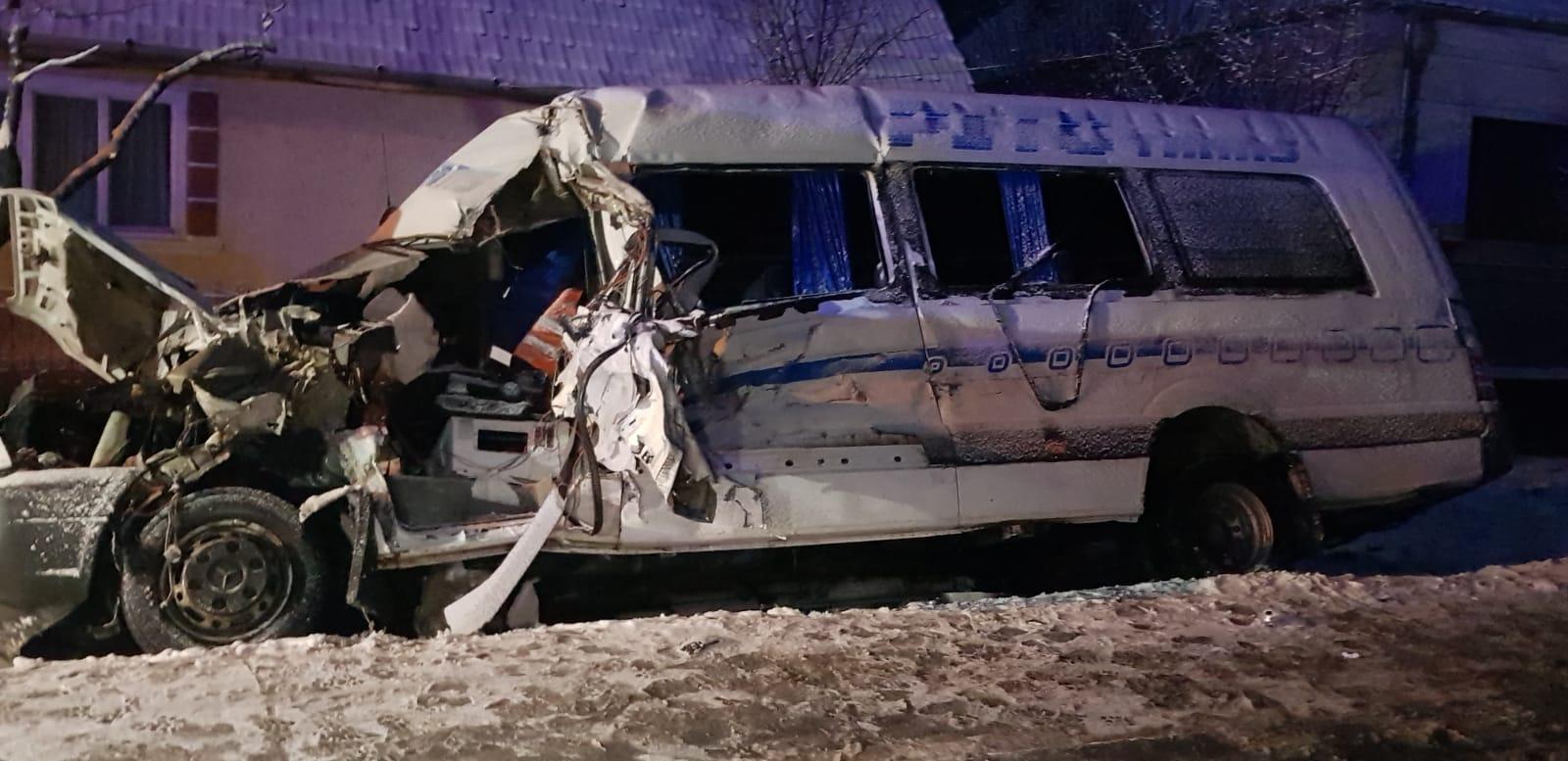 Accident Lipova, Arad