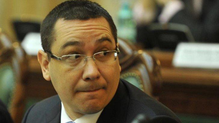 Ponta: Vâlcov e privit ca cel ce împarte contractele. Kovesi, vinovată pentru eşecul Comarnic-Braşov