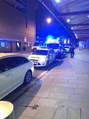 Atac terorist Manchester
