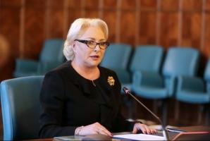Viorica Dăncilă folosește din nou SPP. Premierul, cu aghiotant la ședința de guvern / Foto: gov.ro