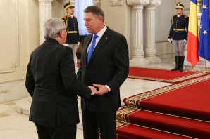 Klaus Iohannis, întâlniri la nivel înalt, la Palatul Cotroceni / Foto: Inquam Photos / George Calin