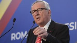 Juncker, avertisment dur: Adoptarea amnistiei ar fi un semnal negativ şi un pas înapoi / Foto: Inquam Photos / Octav Ganea