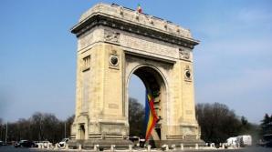 Arcul de Triumf poate fi vizitat joi, sâmbătă şi duminică. Trafic restricţionat în zonă