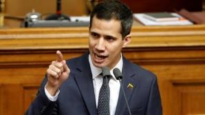 """Preşedintele Parlamentului venezulean se autoproclamă """"preşedintele în exerciţiu"""" al ţării"""