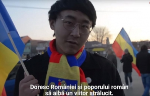 Studentul chinez îndrăgostit de ţara noastră a murit în cel mai românesc mod cu putință