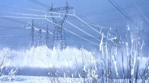 Fire rupte de gheaţă: 150.000 de case fără curent electric