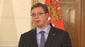Președintele sârb, Aleksandar Vucic: Serbia este un partener de încredere al Rusiei