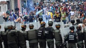 Protest în Venezuela