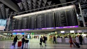 Haos în Germania. Sute de zboruri au fost anulate. Grevă în opt aeroporturi