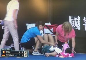 Irina Begu, trece în turul doi la Australian Open, după accidentarea Andreei Petkovici