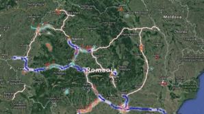 CNAIR promite 118 km de autostradă, în 2019. Ce arată, însă, scenariul realist