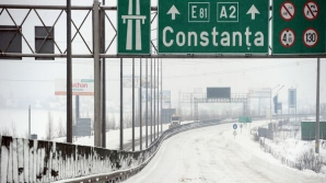 Autostrada A2, închisă vineri dimineața