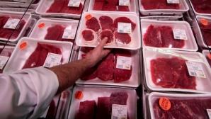 Carne de vită de la firma din Polonia bănuită că sacrifica animale bolnave, la un depozit din Ilfov