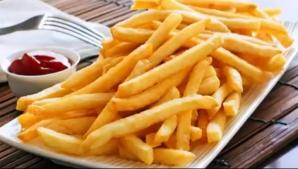 Cea mai mare greşeală pe care o faci când prăjeşti cartofii