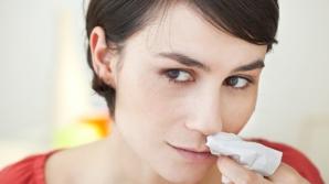 Ce trebuie să faci dacă îți curge sânge din nas?