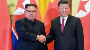 Kim Jong-un, un nou summit cu președintele Chinei?