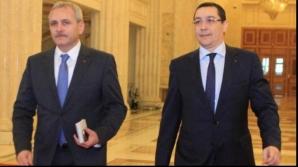 Decizia lui Dragnea de a da în judecată Comisia Europeană a fost taxată dur de Victor Ponta