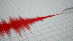 Cutremur în Vrancea, vineri dimineaţă. S-a simţit şi în Bucureşti