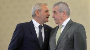 Dragnea şi Tăriceanu s-au întâlnit pentru a discuta despre buget