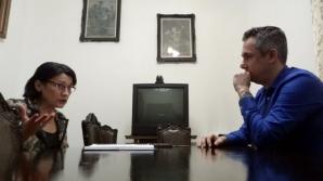 Ecaterina Andronescu, intervievata de jurnalistul realitatea.net, Cristian Otopeanu
