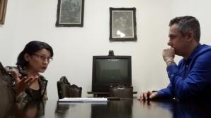 Ecaterina Andronescu, la interviul acordat jurnalistului Cristian Otopeanu