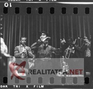 Elvis Presley in filmul King Creole (1958). Arhiva: Cristian Otopeanu