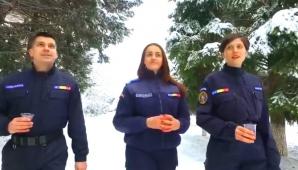 Jandarmeria salvează poezia. Cum îl comemorează jandarmii pe Eminescu