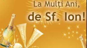 Mesaje de Sfantul Ion 2019 - Felicitari de Sfantul Ion 2019- La multi ani!