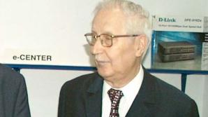Academicianul Iulian Văcărel a murit