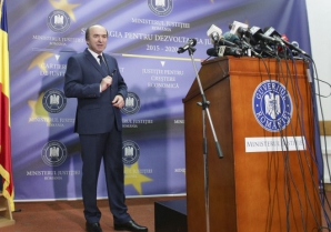 GRECO, avertisment extrem de dur în scandalul ordonanței lui Toader / Foto: just.ro