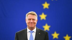 Klaus Iohannis, întâlnire cu Juncker, la Cotroceni