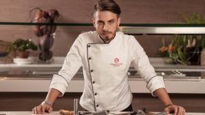 Chef Foa, schimbare radicală de look. Cum arată acum. De nerecunoscut!