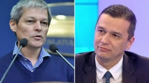 Cioloș vs Grindeanu