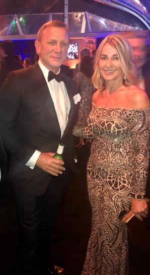 Nadia Comaneci_Daniel Craig_Golden Globes 2019
