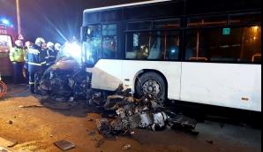 Accident Soseaua Petricani