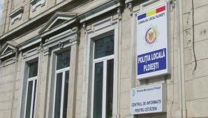 Polițistă locală din Ploiești, accidentată de un şofer pe care a vrut să îl amendeze